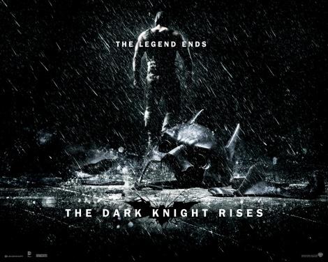 Dark Knight Rises - July 20th, 2012