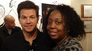 Mark Wahlberg & Thomasena Farrar
