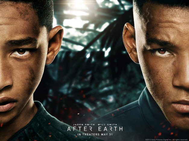 A Quick Review of After Earth