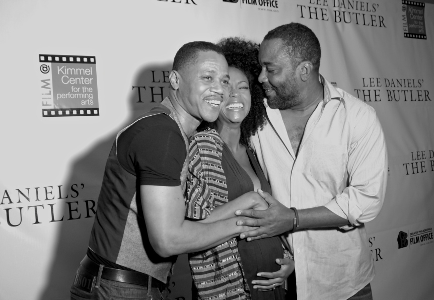 Philadelphia welcomes home native son for premiere of 'Lee Daniels' The Butler'
