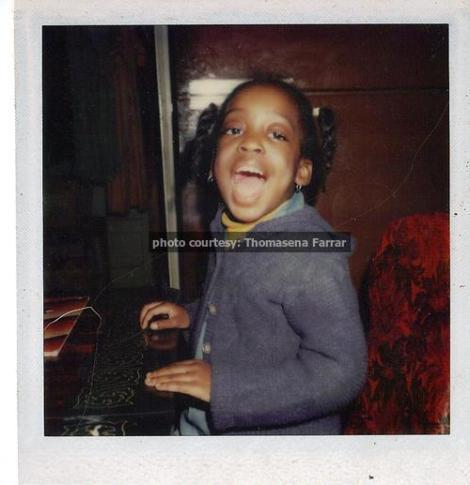 Thomasena child pic 1
