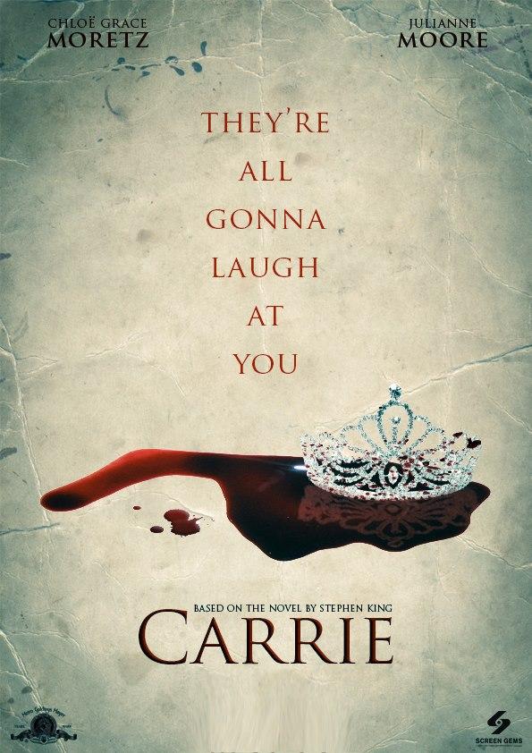 CARRIE (MGM/Screen Gems)