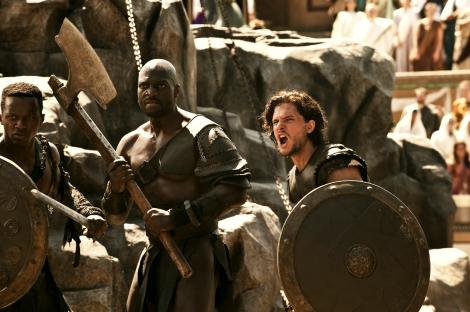 Pompeii opens February 21 (photo: Sony Pictures)
