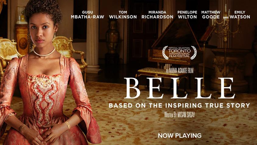 Belle (banner: foxsearchlight.com)