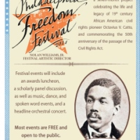 Philadelphia Freedom Festival 2014: Freedom Rap Session (Saturday, June 7)
