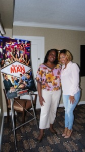 """Think Like A Man Too"" Philly round table with Meagan Good (photo by: Sean Sanders)"