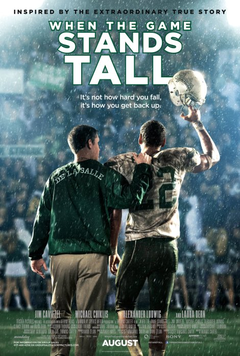 When The Game Stands Tall (photo: Sony Pictures)