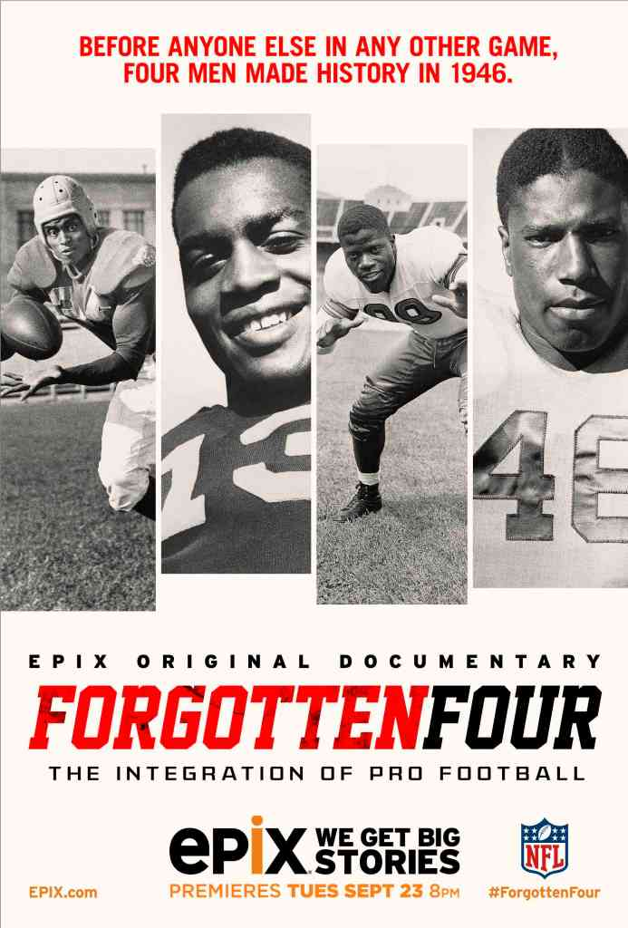 Forgotten Four (photo: EPIX)