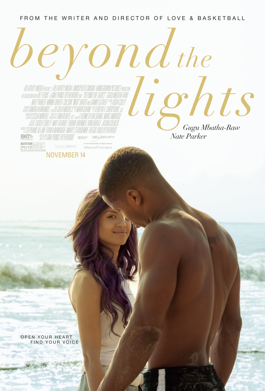 GIVEAWAY: advance screening for BEYOND THE LIGHTS November 12 (Phila,PA)