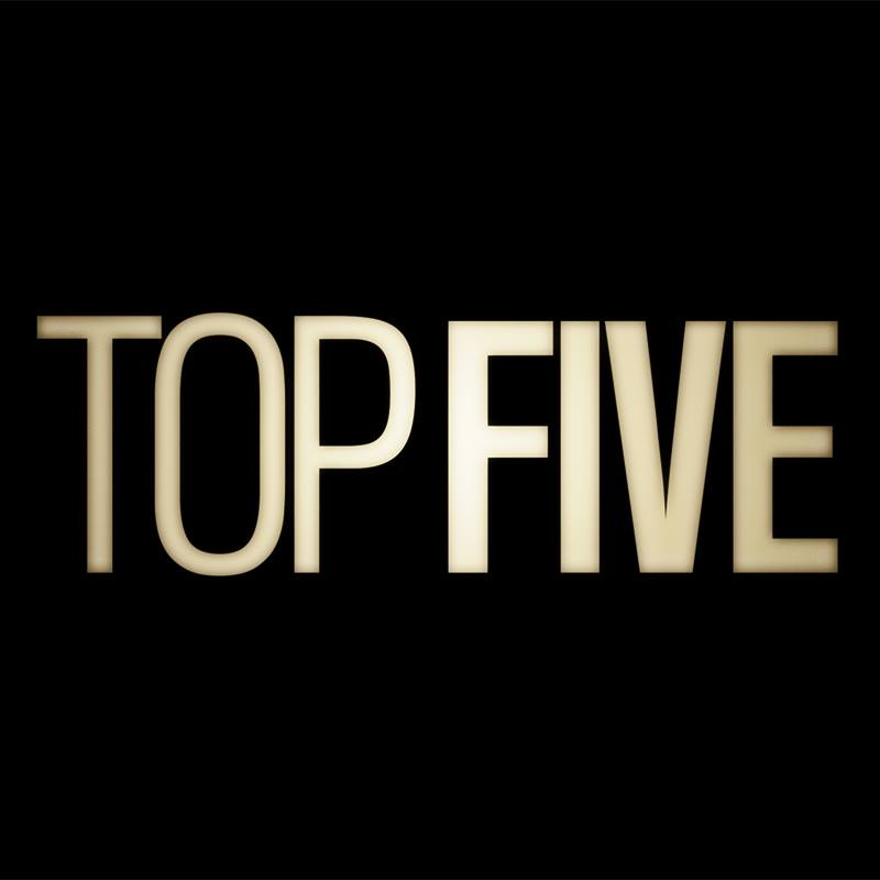 Top Five (photo: Paramount Pictures)