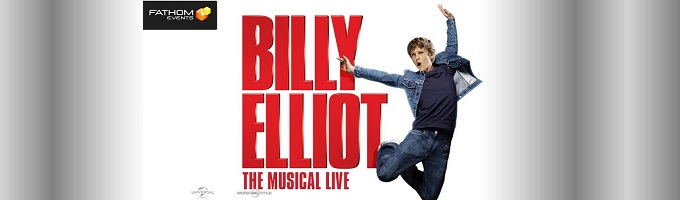 GIVEAWAY: screening passes for 'Billy Elliot the Musical Live' November 18 (Phila, PA)