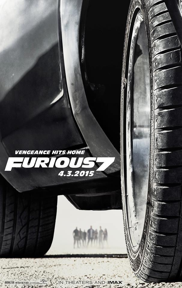 Furious 7 (photo: Universal Studios)