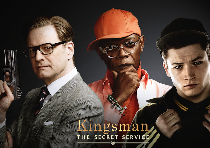 Kingsman: The Secret Service (photo: 20th Century Fox)