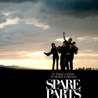 GIVEAWAY: advanced screening of 'Spare Parts' Wednesday, January 7 (Philly, PA)
