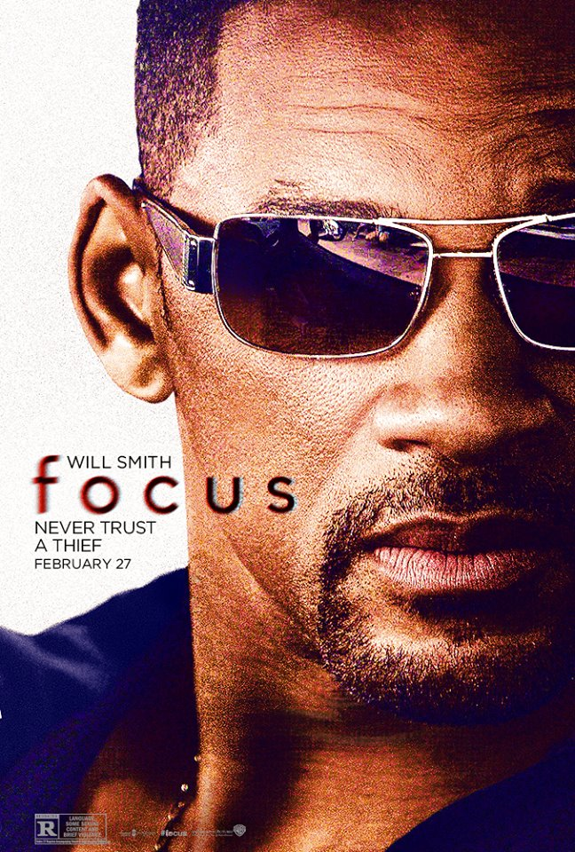 GIVEAWAY: advanced screening for FOCUS Monday, February 23 (Philly, PA area)