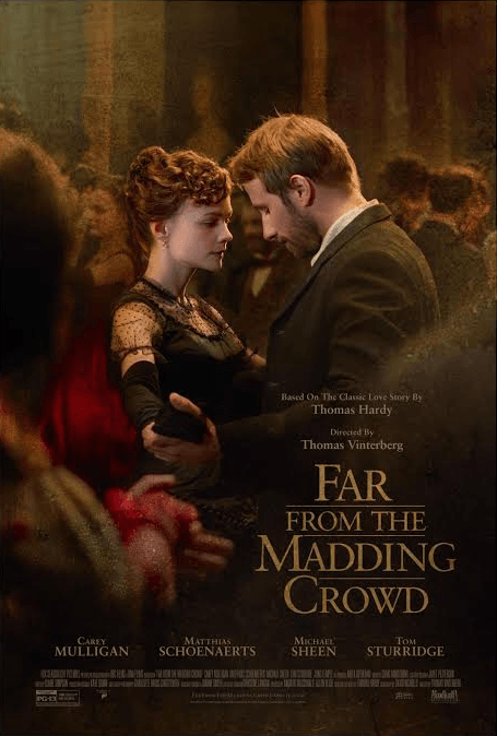 GIVEAWAY: advance screening for 'FAR FROM THE MADDING CROWD' April 4 (Philly,PA)