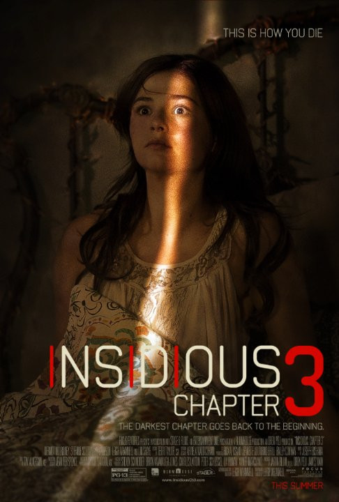 GIVEAWAY: advanced screening of INSIDIOUS: CHAPTER 3 (Philly, PA)