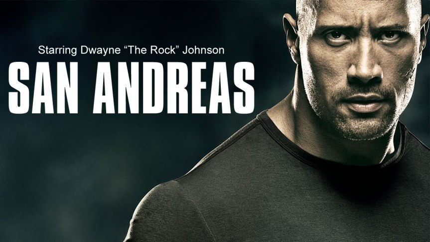 "MMT Quick Look: 'SAN ANDREAS' starring Dwayne ""The Rock"" Johnson"