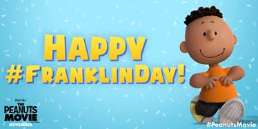 Happy Franklin Day