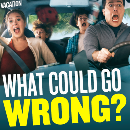 GIVEAWAY: advance screening of 'VACATION' on Monday, July 27 (Philly,PA)
