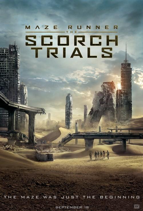 Maze Runner: The Scorch Trials (photo: 20th Century Fox)