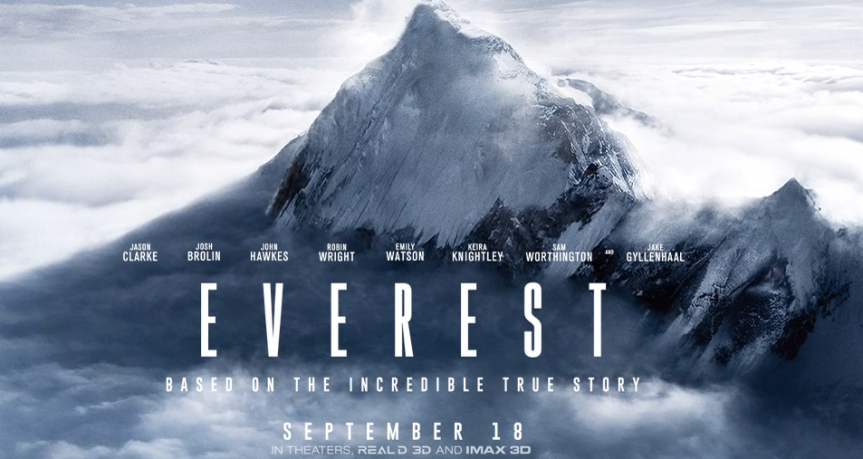GIVEAWAY: advanced screening of EVEREST on Tuesday, September 15 (King ofPrussia)