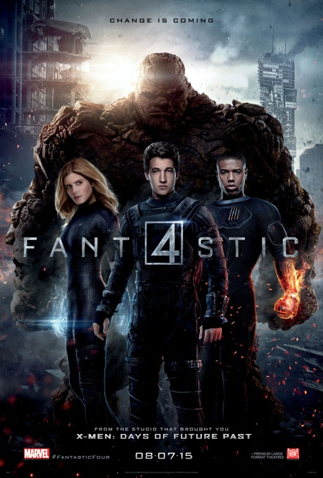 Fantastic Four (photo: 20th Century Fox)