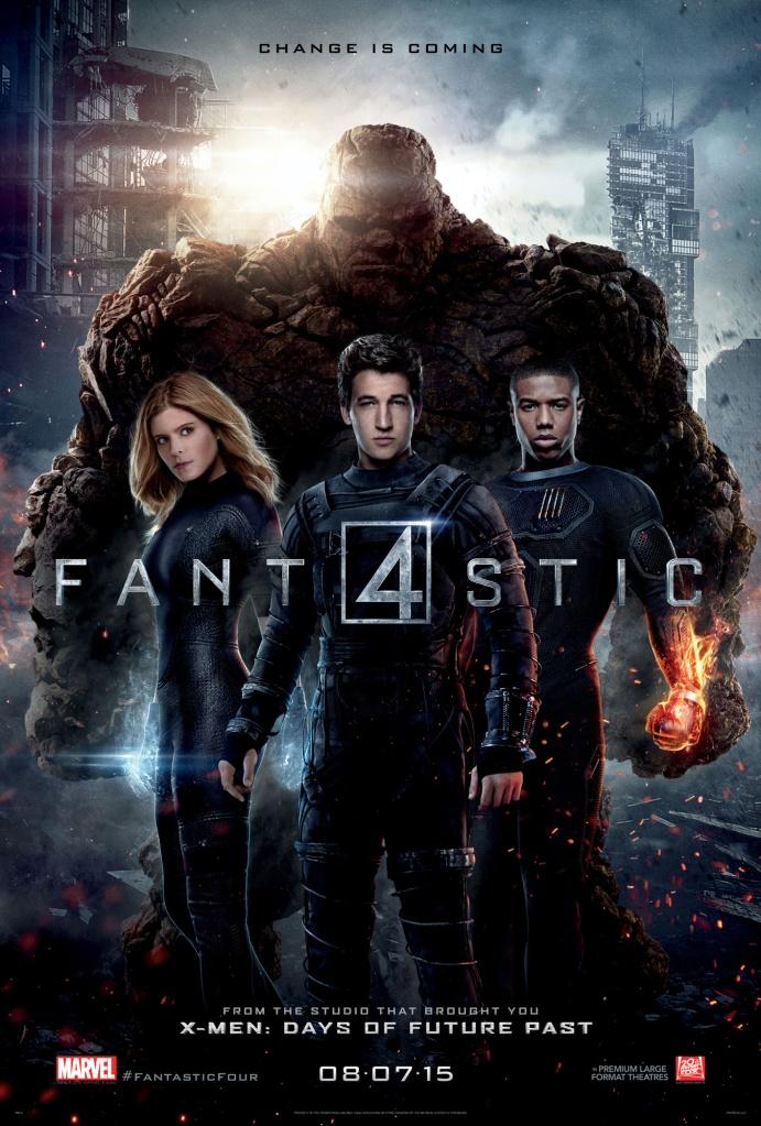 Fantastic Four (photo: 20th Century Fox)