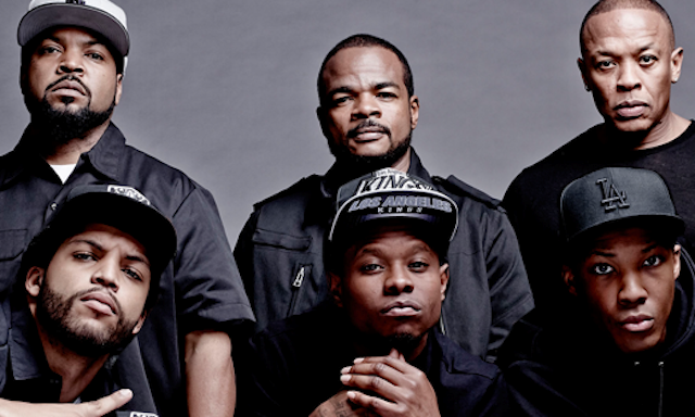 Straight Outta Compton (photo: Universal)