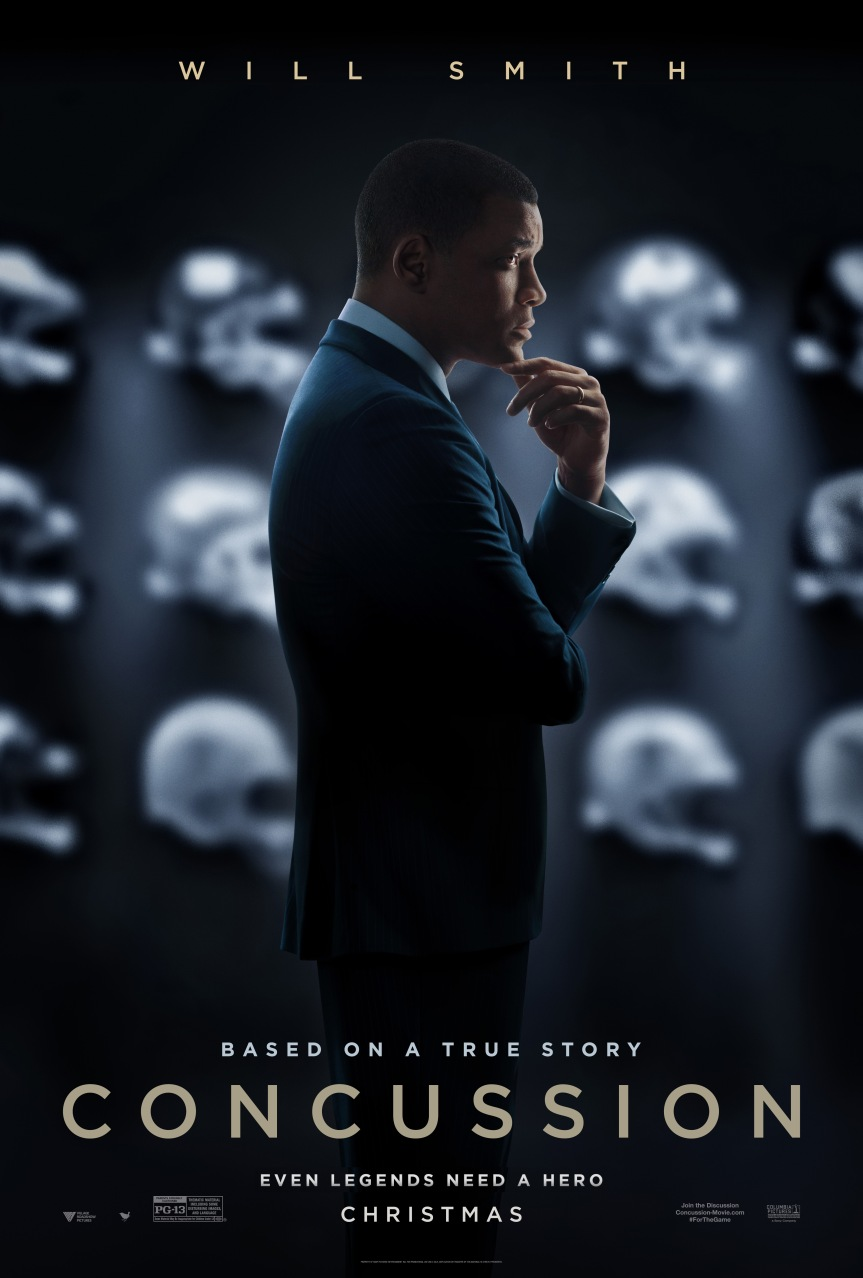MMT Quick Look: CONCUSSION starring Will Smith