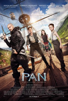 GIVEAWAY: advanced screening of PAN on October 3 (Philadelphia, PA)