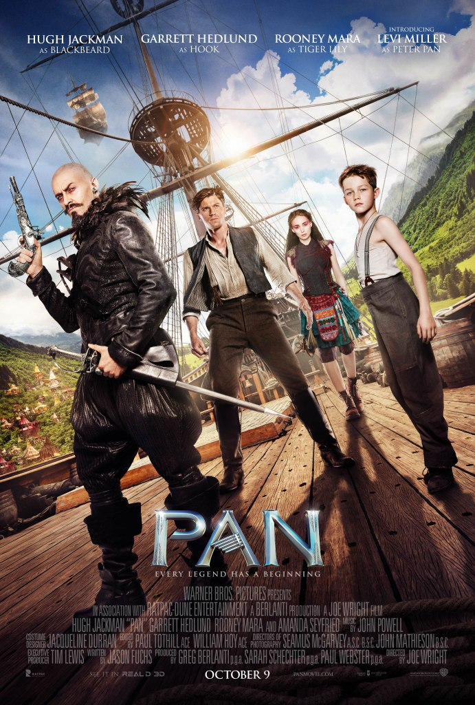 PAN (photo: Warner Bros.)