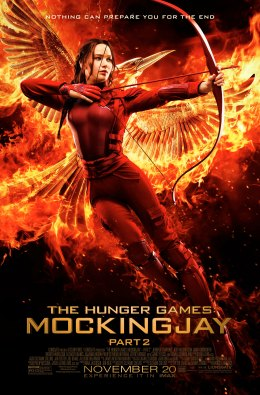 MMT Quick Review: 'THE HUNGER GAMES: MOCKINGJAY PART2'