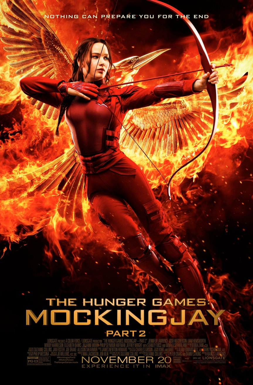 MMT Quick Review: 'THE HUNGER GAMES: MOCKINGJAY PART 2'