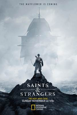 Saints & Strangers (National Geographic Channel)