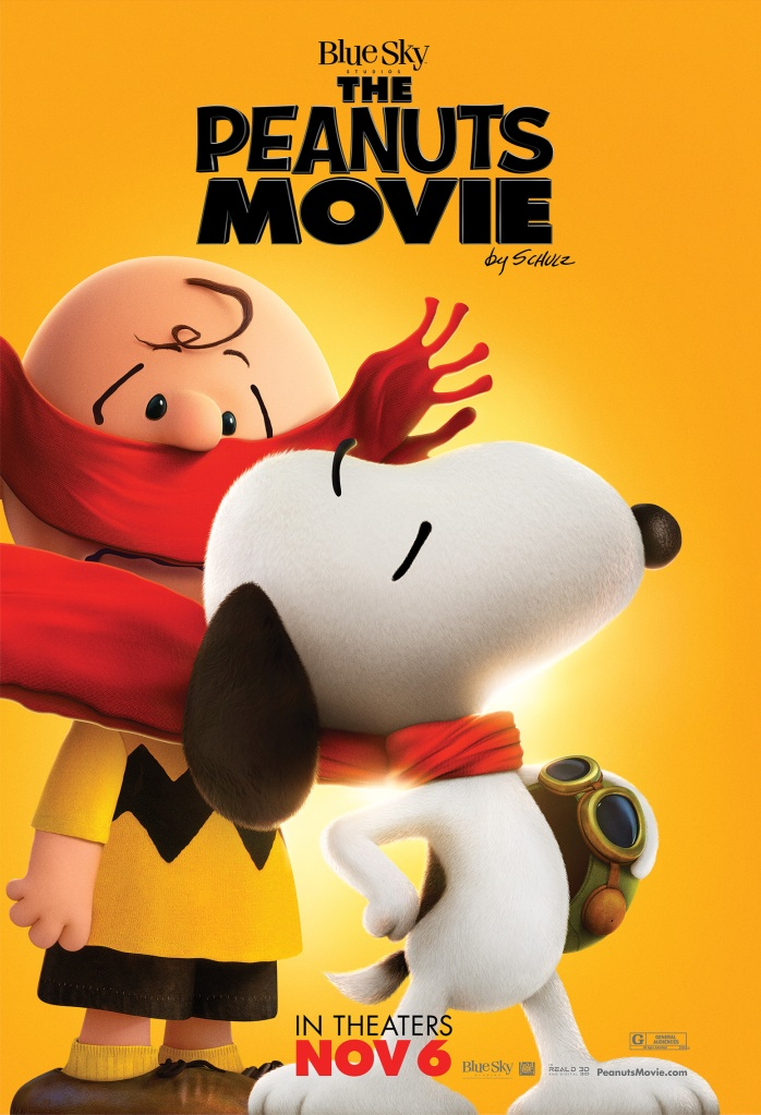 The Peanuts Movie (20th Century Fox)