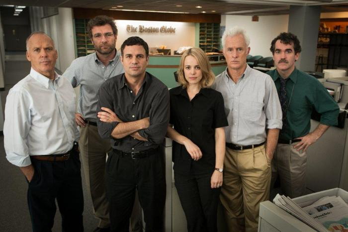 Spotlight (photo: Open Road Films)