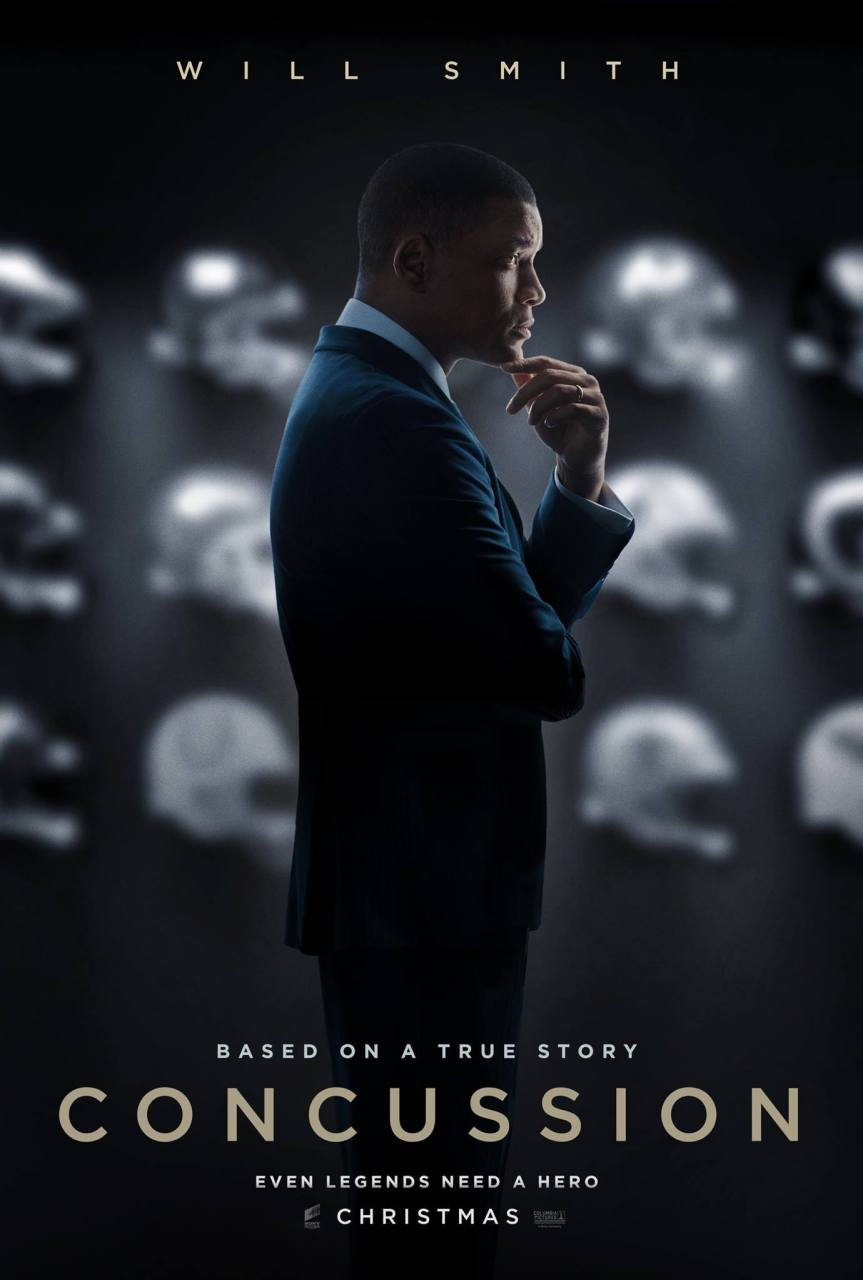 GIVEAWAY: advanced screening of CONCUSSION on Wednesday, December 16 (Philly, PA)