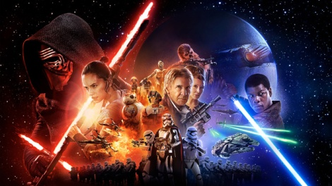 Star Wars: The Force Awakens (photo: Disney)