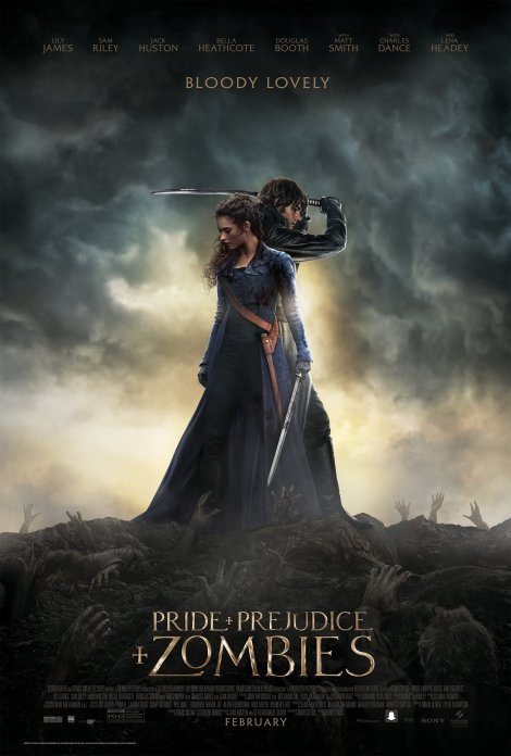 Pride Prejudice and Zombies (Screen Gems)