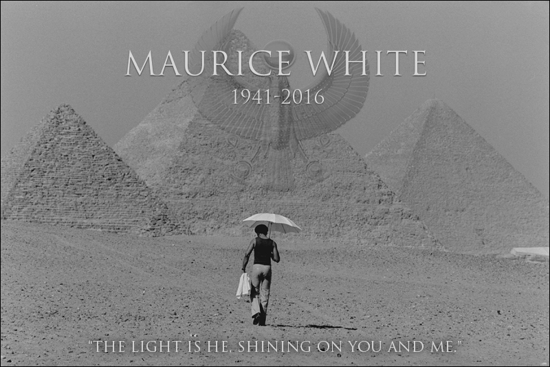 Remembering a Music Master: Maurice White(1941-2016)