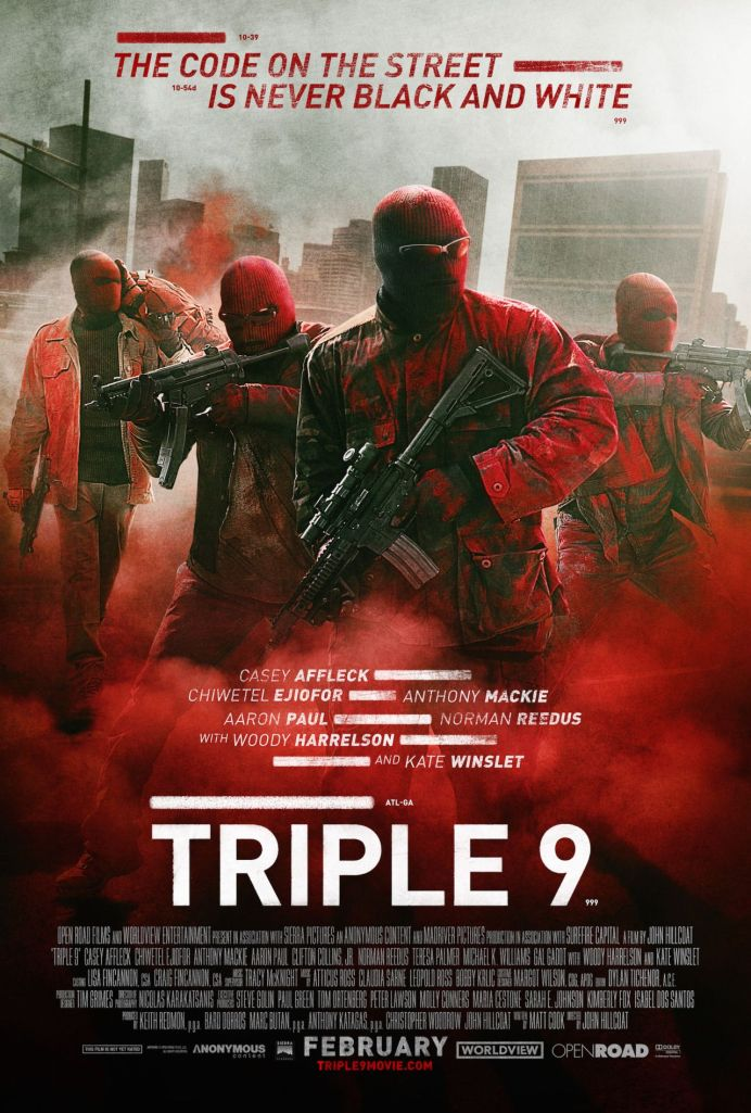 Triple 9 (Open Road Films)