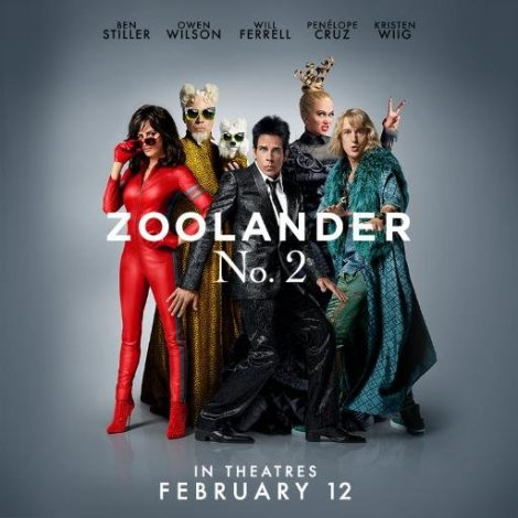 Zoolander 2 (photo: Paramount Pictures)