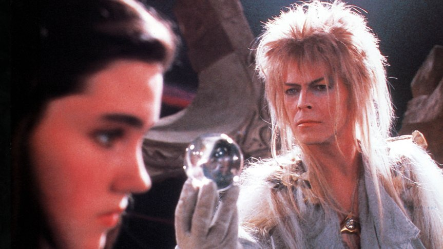 Labyrinth Labyrinth Year: 1986 - uk usa David Bowie, Jennifer Connelly Director: Jim Henson