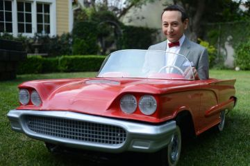 Pee Wee Big Holiday