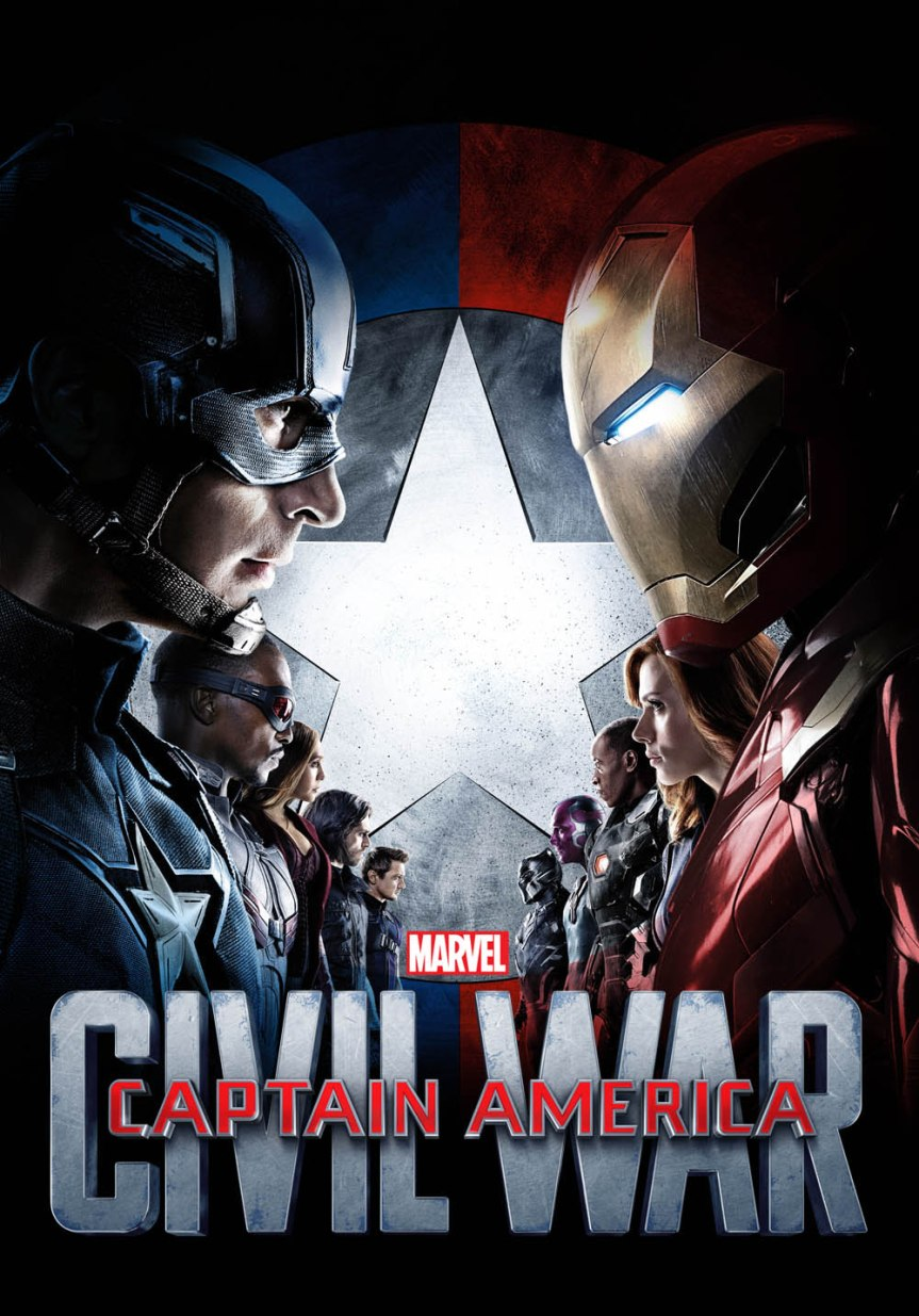 MMT Quick Review: Is War Civil?  a non-spoiler review of CAPTAIN AMERICA: CIVIL WAR by Darryl King