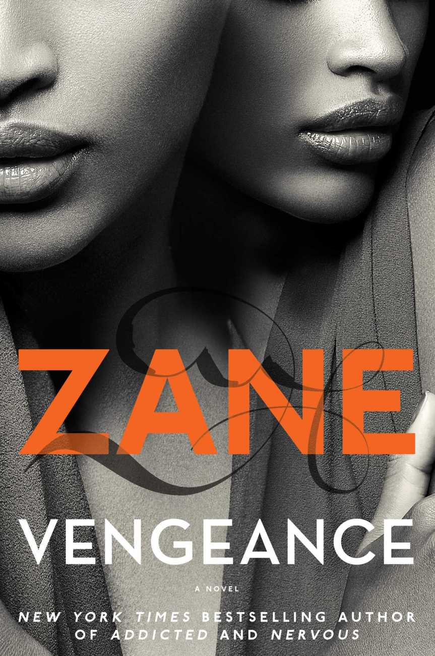MMT Review: VENGEANCE and Q & A with author Zane