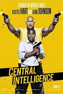 GIVEAWAY: advance screening for CENTRAL INTELLIGENCE on Monday, June 13 (Philly,PA)