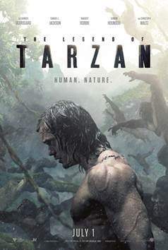 The Legend of Tarzan (Warner Bros.)