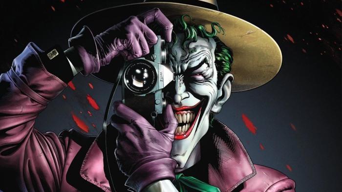 Batman The Killing Joke (DC Comics/Warner Bros.)